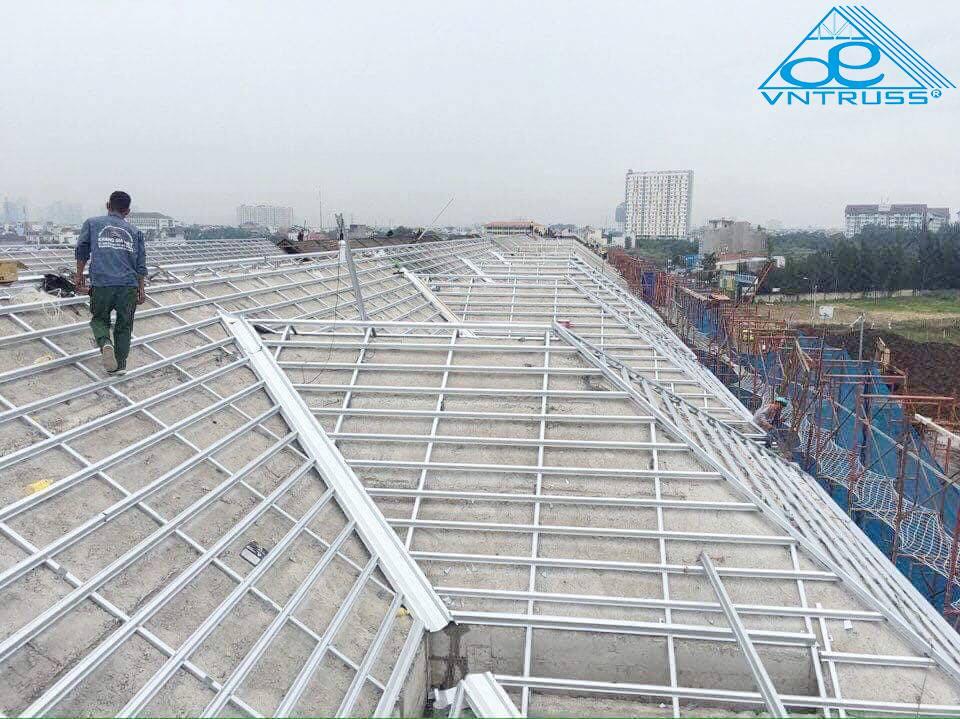 Rui / Cầu phong TS15.75 cho kết cấu mái bê tông lợp ngói