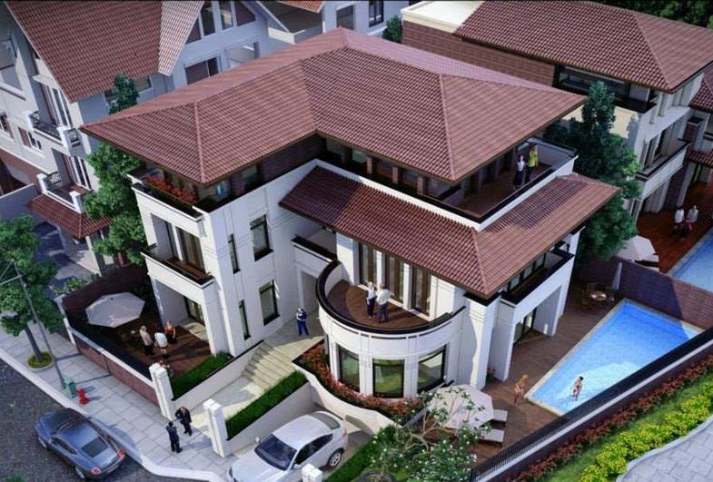 Biệt thự cô Lan – Bình Thuận