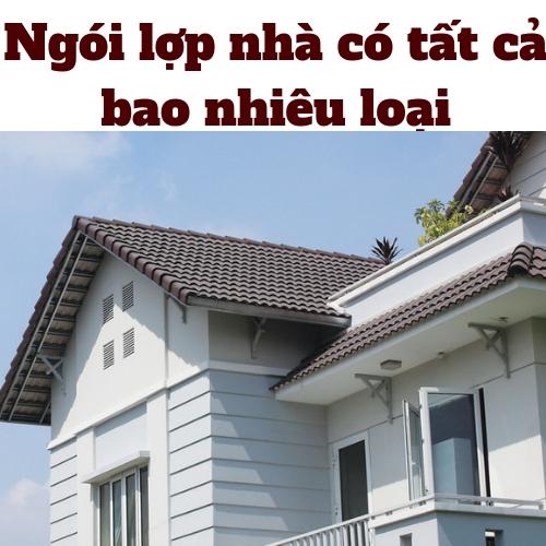 Ngói lợp nhà