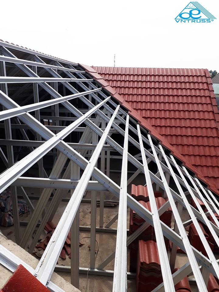 Công ty sản xuất cầu phong thép mạ nhôm kẽm hàng đầu – VNTRUSS