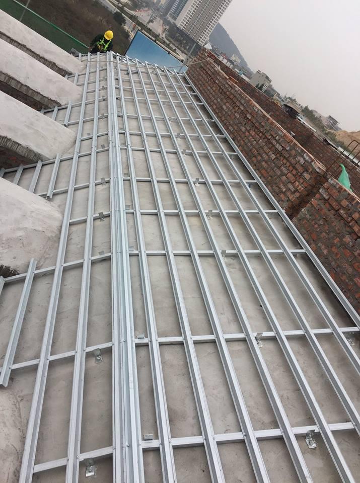 Kết cấu mái ngói lợp cần phải được chuẩn bị chu đáo
