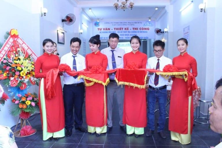Khai trương văn phòng tại Đà Nẵng