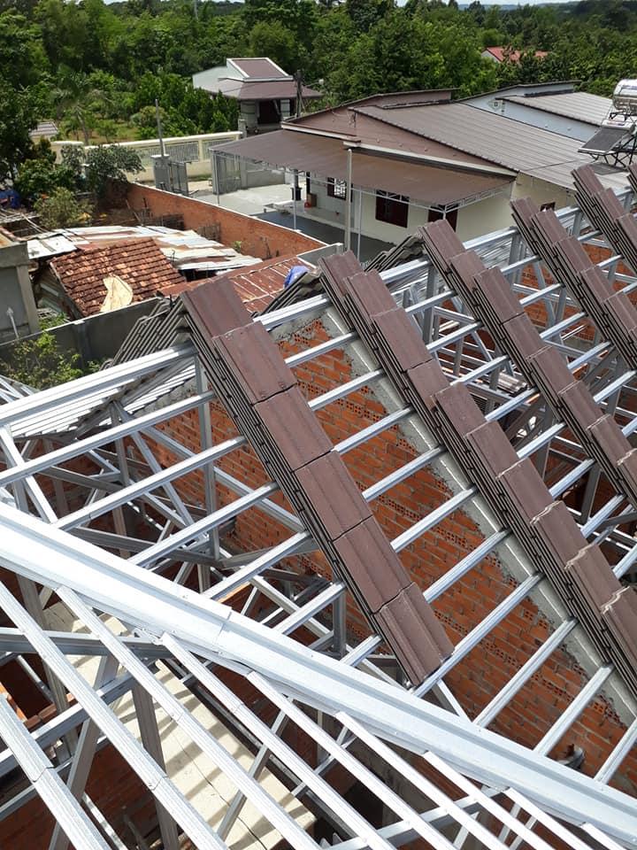 Giải pháp cho mái đổ bê tông lợp ngói tối ưu nhất