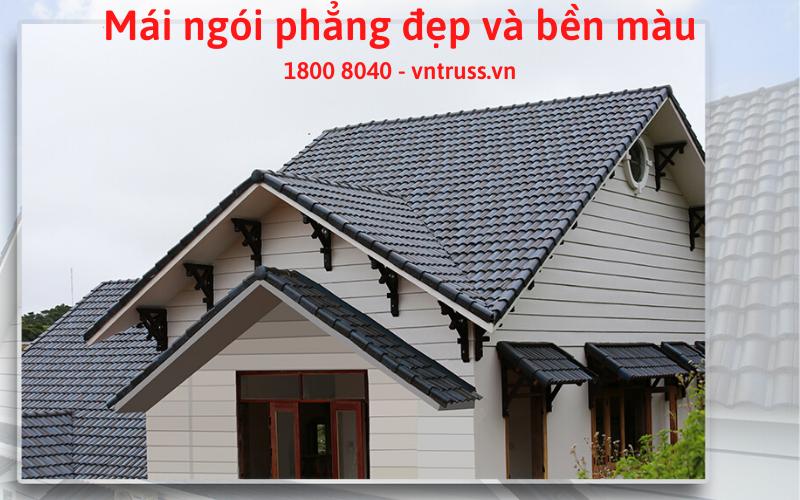 Lợi ích khi dùng ngói lợp nhà và giá ngói lợp nhà hiện nay