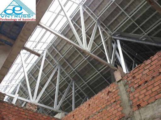 Các loại vì kèo thép được sử dụng phổ biến trong xây dựng hiện nay