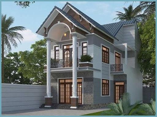 Ngói xanh tô điểm căn nhà bạn